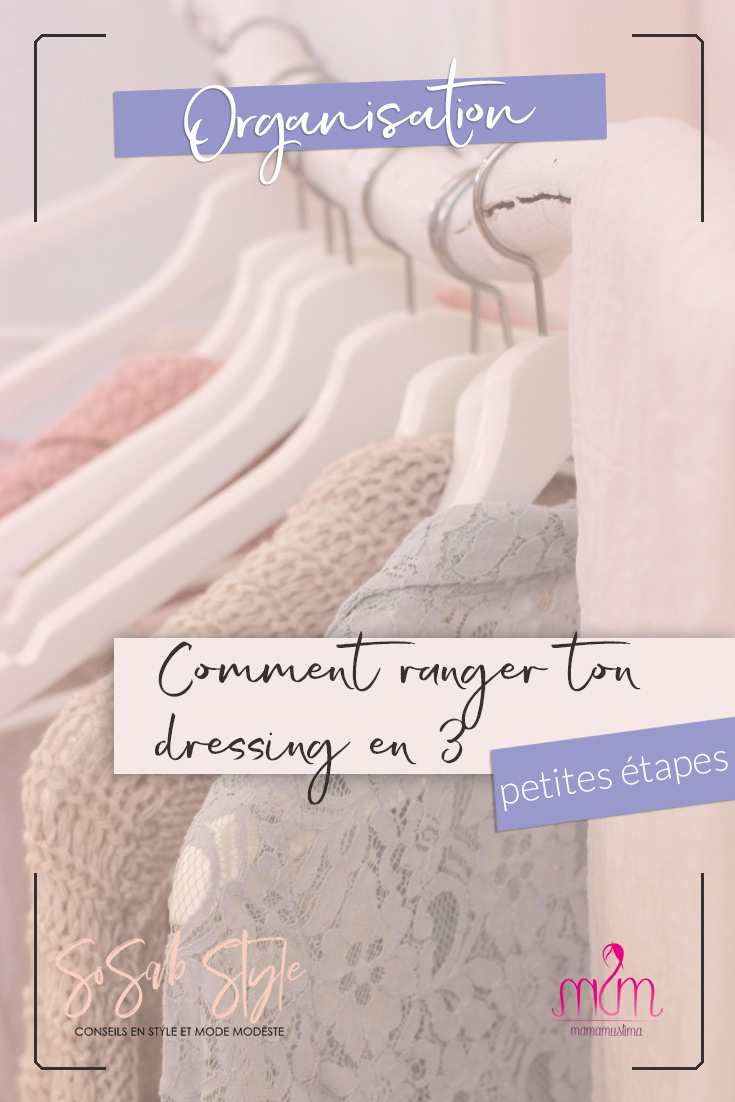 Comment organiser son dressing : 3 étapes faciles pour le ranger dès maintenant